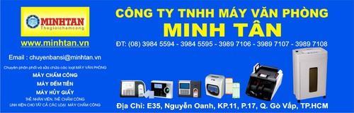 Logo Công Ty Minh Tân